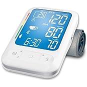 Medisana BU 550 connect Oberarm Blutdruckmessgerät inkl. HausMed Gutscheincode