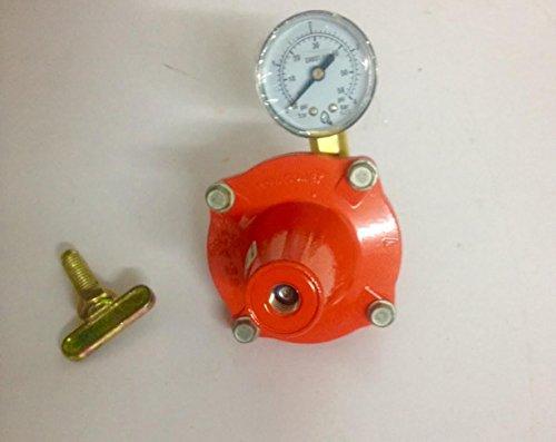 regolatore alta pressione per fluidi gassosi : gpl novacomet 12-18 kgh