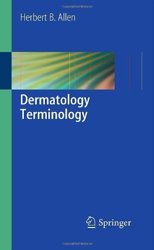 Dermatology Terminology by Herbert B. Allen (2009-12-23)