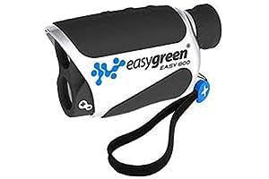 Easy Green Télémètre de Golf 800m Gamme Finder Argent argent 800 m