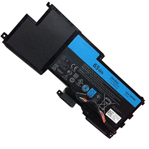 BPXLaptop Battery 11.1V for Dell XPS 15-L521X Series W0Y6W 9F233 3NPC0 65WH
