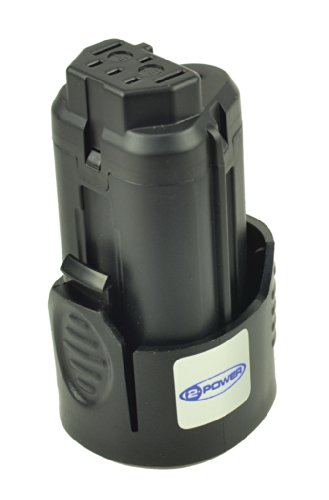2-Power 12 V PTI0137A 1500mAh Werkzeugakku für AEG BS 12C