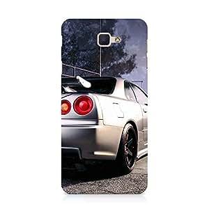 Hamee Designer Printed Hard Back Case Cover for Samsung Galaxy J5 Prime Design 5542