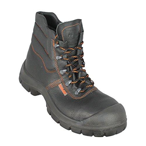 Forver baustiefel s3 uK chaussures haut en noir Noir - Noir