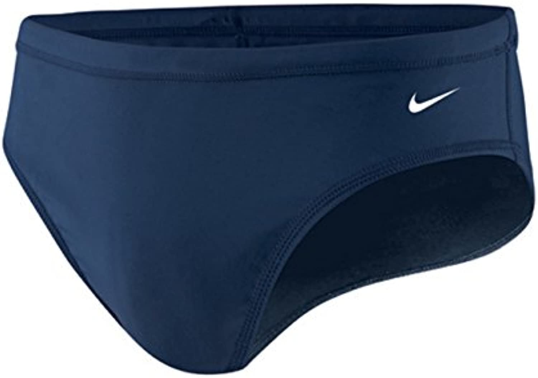Trajes de bao Nike Core Solids Brief Swim, azul marino, talla 30