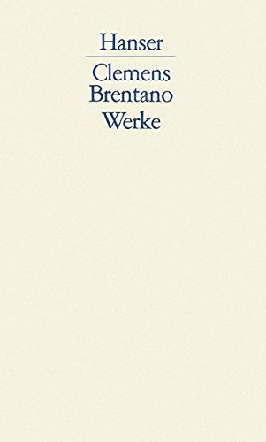 Werke, 4 Bde., Bd.1