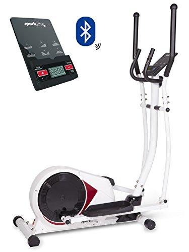 SportPlus SP-ET-9500-E Vélo elliptique ergomètre Multicolore Taille unique