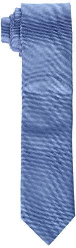 HUGO Herren Tie cm 6 Krawatte, per pack Blau (Open Blue 463), One Size (Herstellergröße: ONESI)