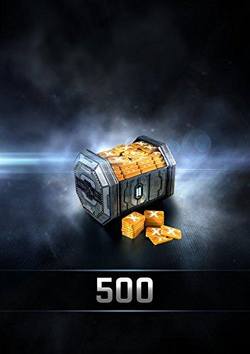EVE Online: 500 PLEX [PC Instant Access - CCCP Games]