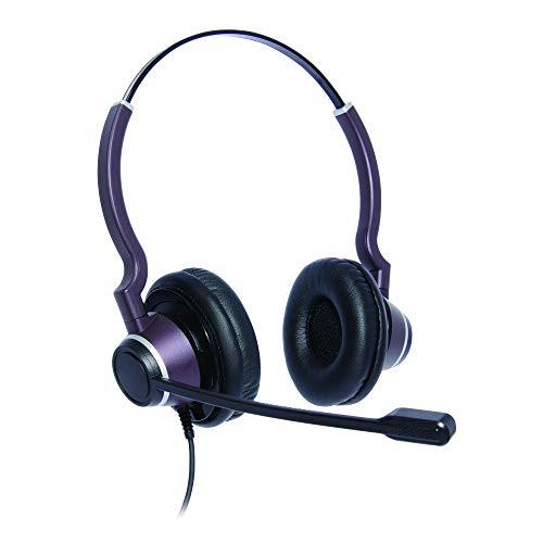 Cisco 8841 Binaurales Contact Center-Headset mit Geräuschunterdrückung -