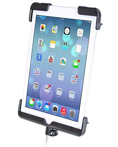 Ram-Mount RAM-HOL-TAB11U Kfz-Halterung (Tablet/UMPC, Autohalterung, passiv, schwarz, Composite, Apple iPad Mini 1, iPad Mini 2, iPad Mini 3) (Ipad Mini Halterung Ram)