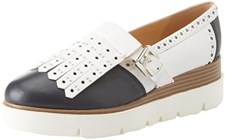 Geox Damen D Kattilou E Slipper 2018 Letztes Modell  Mode Schuhe Billig Online-Verkauf