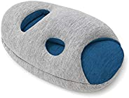 OSTRICH PILLOW OP-MINI-SB - Almohada de viaje, Azul (Sleepy Blue)