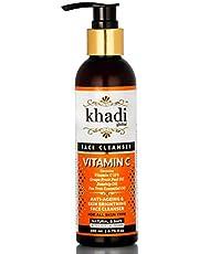 Khadi Global Vitamin C Face Cleanser With Vitamin C 15 Gra