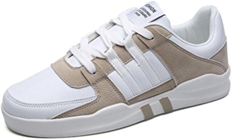 Zapatillas de Deporte de los Hombres, Versión Coreana de los Zapatos Ligeros Casuales de los Hombres, Zapatos...