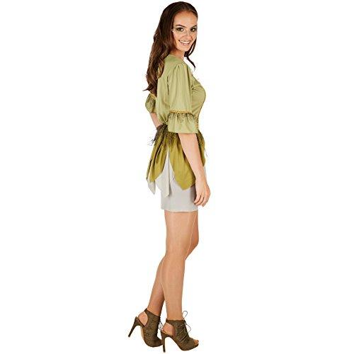 Imagen de disfraz de mariposa de los bosques mandrágora para mujer   encantador vestido de cuento de hadas   incl. enaguas m   no. 301171  alternativa
