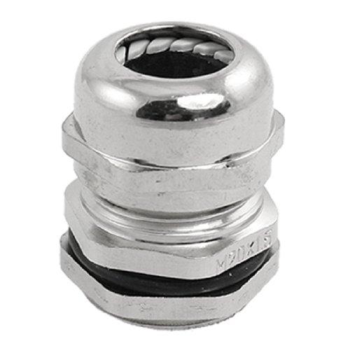 Wasserdichte Edelstahl 6-11mm M20 x 1,5 Kabelverschraubung Steckverbinder DE