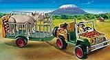PLAYMOBIL® 4832 - Rangerfahrzeug mit Nashorn