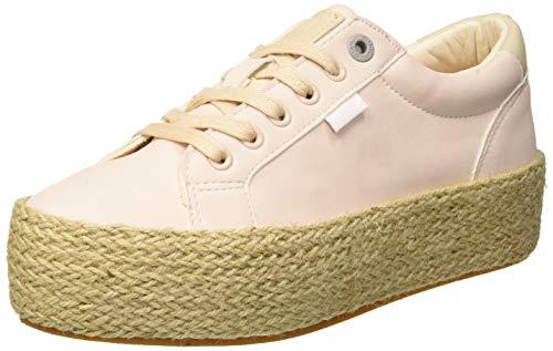 MTNG Attitude 69492, Zapatillas para Mujer, Beige Yoda Rosa Claro C45022, 37 EU
