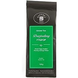 Paulsen Tee Grüner Tee Darjeeling FTGFOP (grün) 100g
