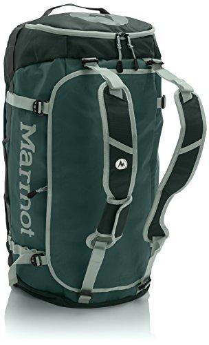 Marmot Unisex Long Hauler Duffle Bag S Borsa da viaggio Dark Mineral/Dark Zinc