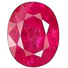 Om Gyatri Burma Ruby/Manik Lab Certified Natural Gemstone 9.25 Ratti