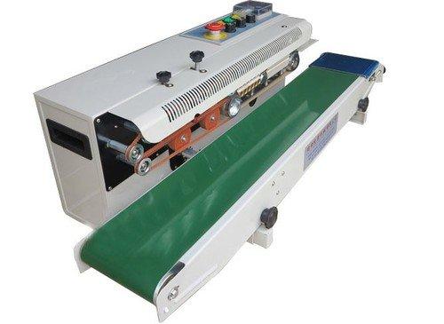 Preisvergleich Produktbild Gowe Kunststoff, elektrische Maschinen Aluminiumfolie Beutel verschließen automatische impulse sealer Tinte oder Stahl experiation Datum-Stempel