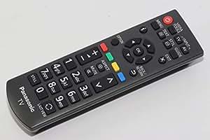 Panasonic N2QAYB000815 TV Original-Fernbedienung: Amazon