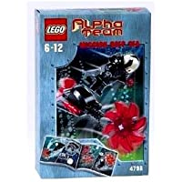 LEGO Alpha Team Set #4798 Mission Deep Sea Evil Ogel Attack