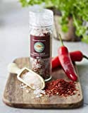 Himalayan crystal pink salt & Organic chilli mill 85g