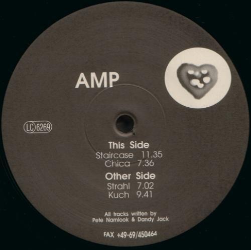 Amp - Amp - Fax +49-69/450464 - PK 08/118 - Pk Amp