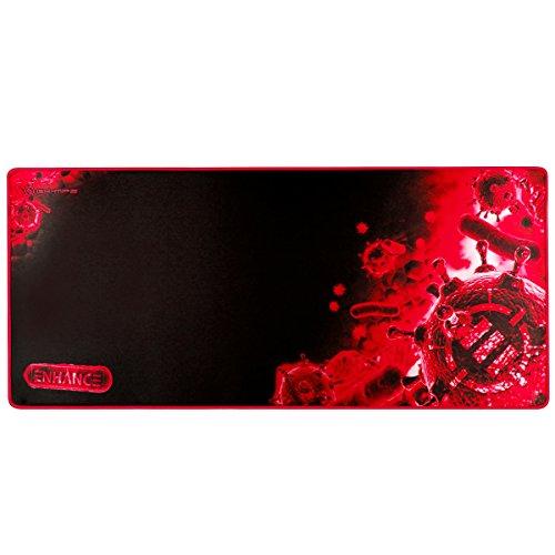 accessory-power-enhance-pathogen-xl-alfombrilla-de-raton-gaming-mousepad-antideslizante-rojo-y-negro