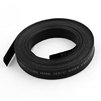 Wilkinson.Sales BLACK 1.5mm Heat Shrink 2:1 Tubing Electrical Sleeving Cable Wire Heatshrink Tube 1 Meter