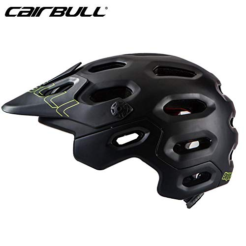 cairbull casco da bici ciclismo adulto per bicicletta caschi regolabile uomo donne mountain sicurezza protezione caschi bicicletta ultra-light