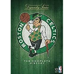 NBA DYNASTY SERIES: BOSTON CELTICS-THE COMPLETE HI NBA DYNASTY SERIES: BOSTON CELTICS-THE COMPLETE HI [Reino Unido] [DVD]