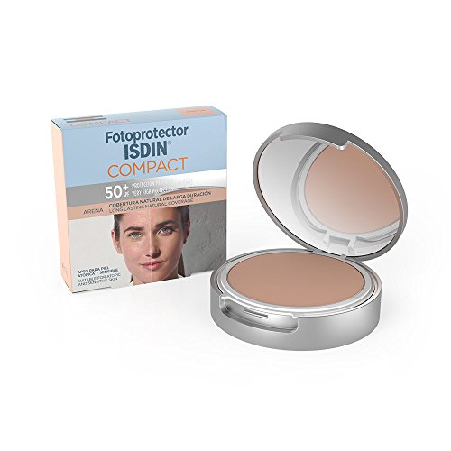 ISDIN Arena Maquillaje Compacto SPF 50+ - 10 gr.