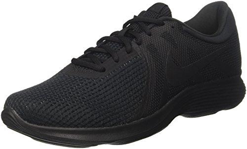 Nike Unisex-Erwachsene Revolution 4 EU Sneaker, Mehrfarbig (Indigo 001), 46 (Nike Air Max Niedrigen Preis)