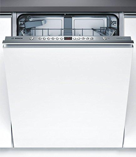 Bosch Serie 4vollständig integriertes smv46cx00e 13places A + + Spülmaschine–Geschirrspülmaschinen (komplett integriert, Full Size (60cm), Edelstahl, Knöpfe, 1,75m, 1,65m)