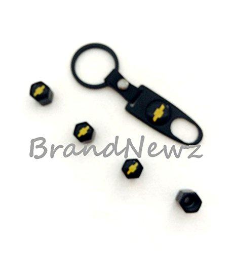 chevrolet-black-alloy-car-wheel-tyre-valve-dust-caps-covers-spanner-keyring-set-of-4