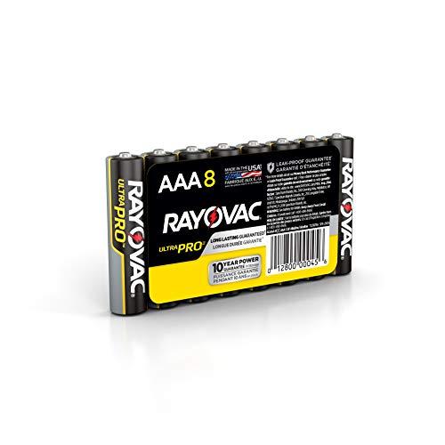 Industrial PLUS Alkaline Batteries, AAA, 8/Pack Industrial Plus Alkaline-batterien