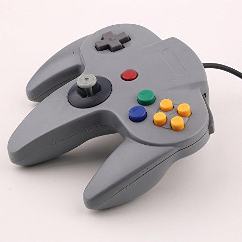 SATKIT Mando Pad tipo Nintendo 64 N64 conector original