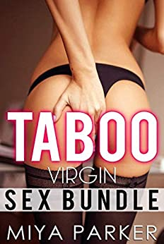 Taboo Virgin Sex Bundle: Dirty Rough Collection (English Edition) di [Parker, Miya]