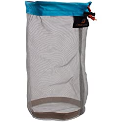 XZANTE LUCKSTONE Saco de Material Ligero Bolsa de Almacenamiento para Viaje Camping 9.84 x 7.09 Pulgadas