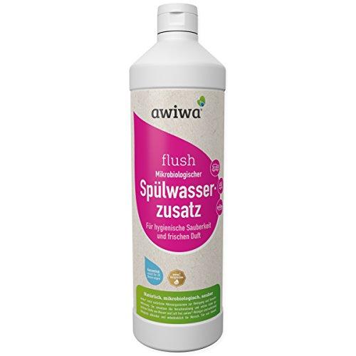 awiwa Spülwasserzusatz Sanitärflüssigkeit für Campingtoiletten - 1 L