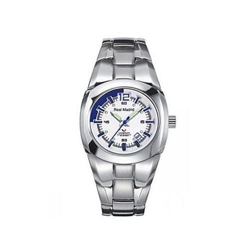 Viceroy 43829-05 – Reloj de Señora movimiento de quarzo con brazalete metálico blanca