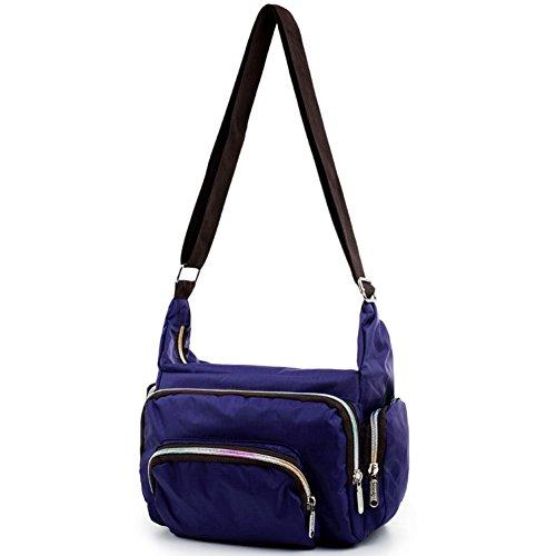 La signora tracolla messenger/panno casuale/borsa in nylon impermeabile/pacchetto Mummy-A O