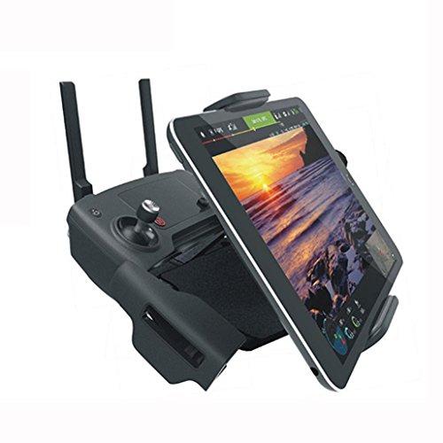 Preisvergleich Produktbild Omiky® Art- und Weisefernsteuerungstelefon-flache Halterung 4-12 Zoll-Halter-Teile für DJI Mavic Pro Drone