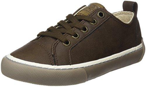 Gioseppo Jungen 30200 Sneaker, Grün (Kaki), 32 EU (Sneakers Tacon)