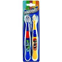 Thunderbirds 2 cepillos de dientes