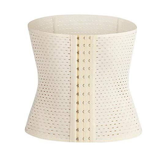 WXFC Beckenkorrekturgürtel für Frauen, zur Linderung von Hüft- / Bauchschmerzen, Korrekturgürtel für die Beckenhaltung, Rehabilitationsgürtel nach der Geburt, schwarz/frische Farbe,Flesh,XL
